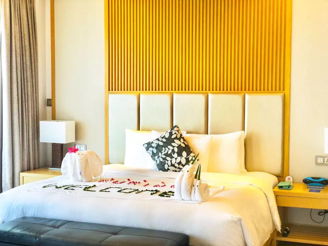 在三亚,去这家酒店过夏天。