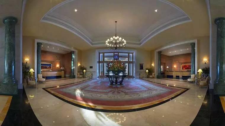 世界上10大最顶级的度假酒店第九名:坎昆JW万豪度假酒店