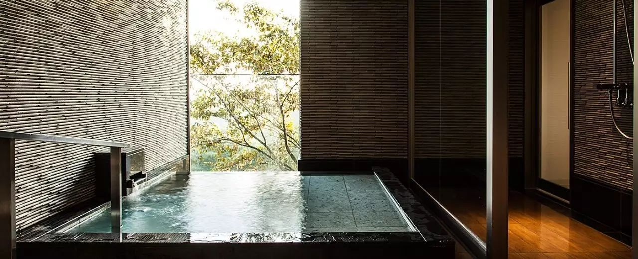 日本这家7间房温泉酒店,至少需提前半年预定!