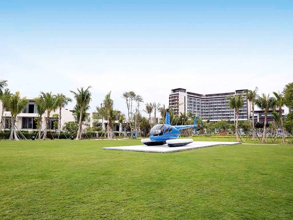 三亚海棠湾索菲特度假酒店 Sofitel Sanya Leeman Resort