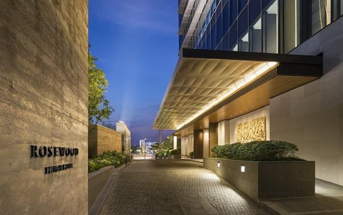 瑰丽续力东南亚,在金边最高的建筑上开了家酒店