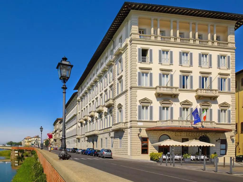 意大利|佛罗伦萨瑞吉酒店The St. Regis Florence