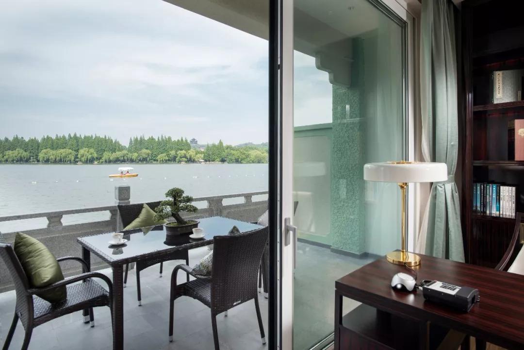 杭州西子酒店,让西子湖触手可及