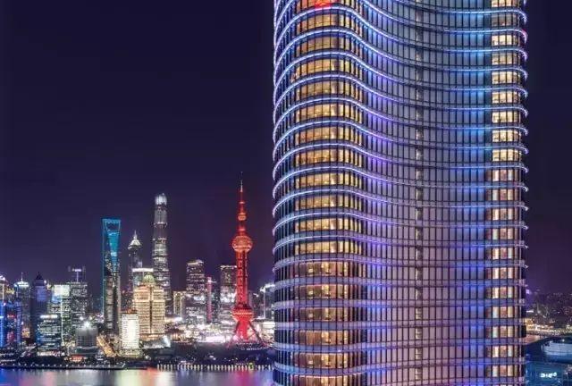 上海最贵前十名酒店之第十名:上海外滩W酒店
