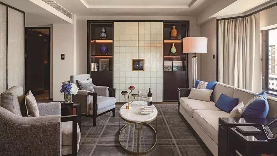 北京最贵的五星级酒店第十名:北京王府半岛酒店