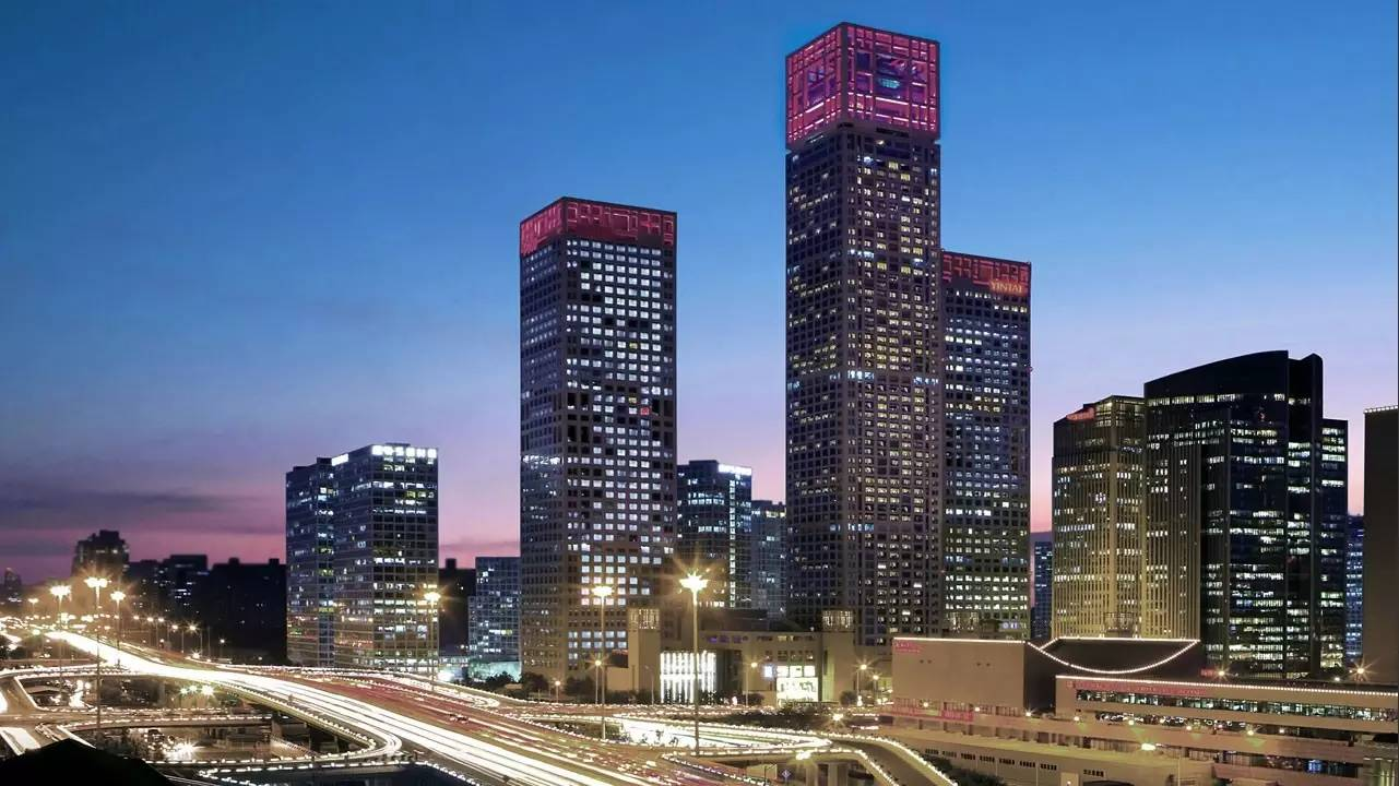 北京最贵的五星级酒店第六名:北京柏悦酒店