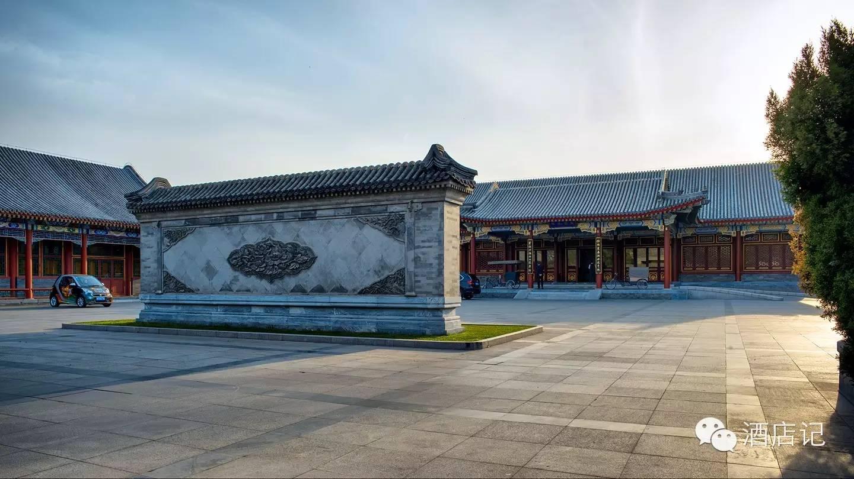 北京最贵的五星级酒店第二名:北京颐和安缦酒店