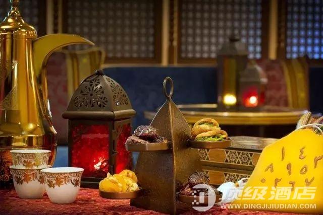 最美食的大运河丽思卡尔顿酒店