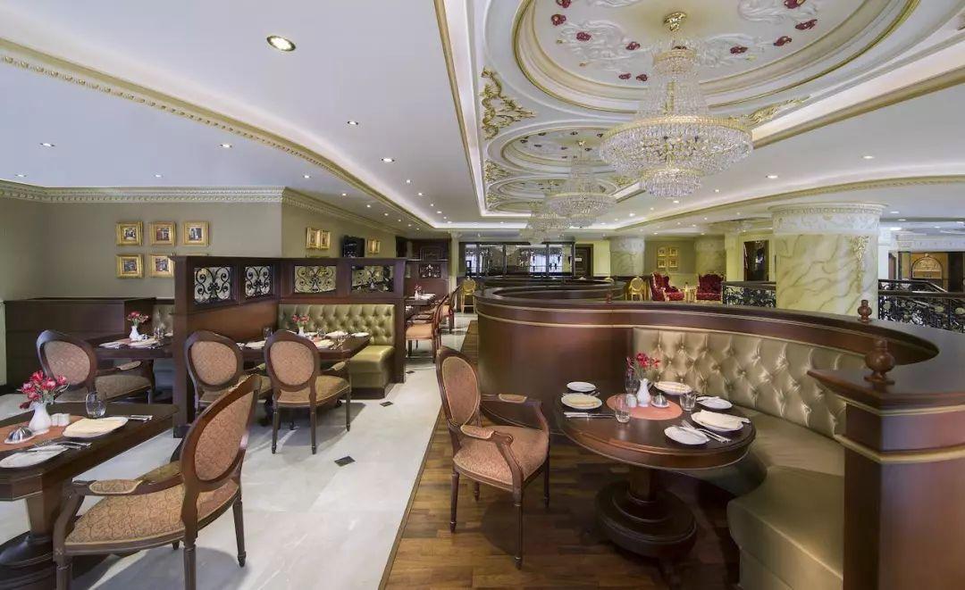 阿布扎比的皇家玫瑰酒店
