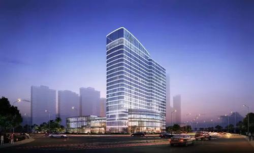 福州仓山凯悦酒店将于12月18日开业
