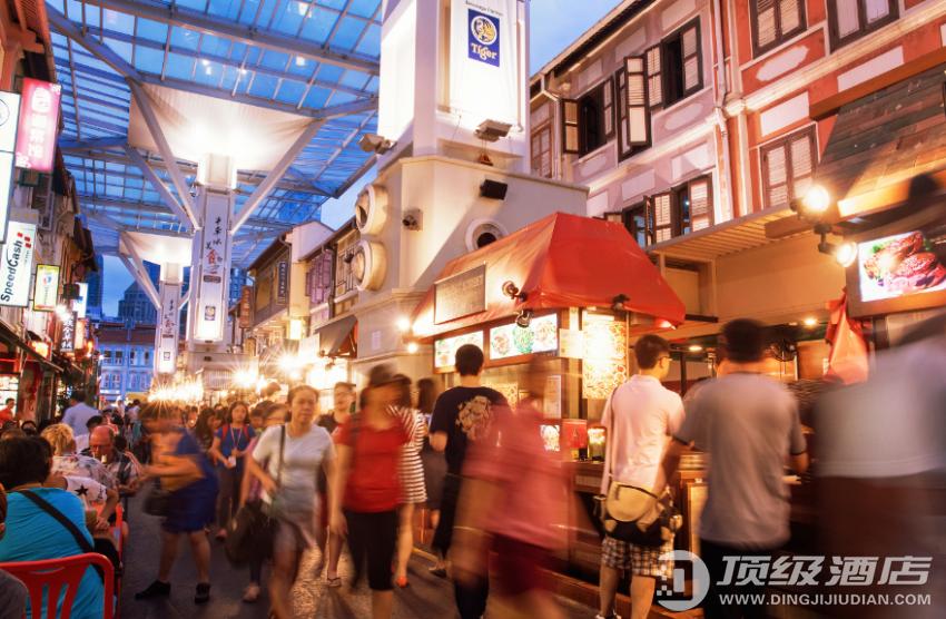 天津香格里拉大酒店 新加坡美食之旅