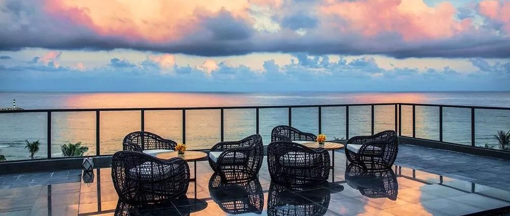超高性价比的亲子度假,香水湾万豪酒店¥699吃住玩一站全含,踏浪听海,玩沙遛娃~