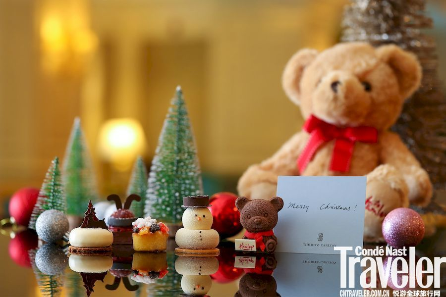 丽思卡尔顿酒店特别节日计划 邂逅浪漫时光,乐享年末美食