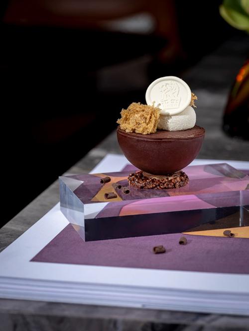 匠心妙艺 甜美触心  西安丽思卡尔顿酒店推出新季甜品