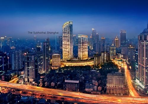 上海素凯泰酒店将于2017年下半年启幕