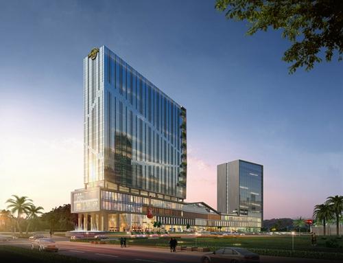 深圳硬石酒店于9月11日正式开业