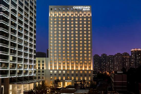 万怡品牌入驻天津 陆家嘴万怡酒店于黄金位置盛装启幕