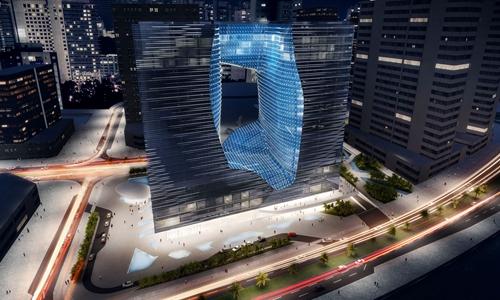 美利亚旗下迪拜ME酒店将于2018年年底揭幕