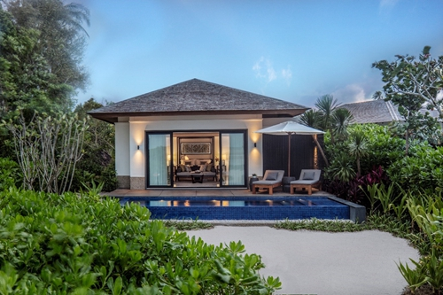 印尼民丹岛瑞僖敦酒店即将于2月开业