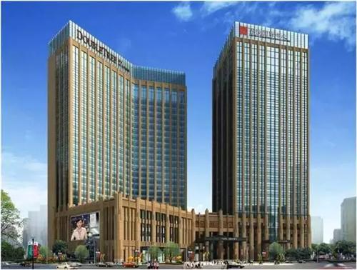 成都百悦希尔顿逸林酒店于1月6日正式开业