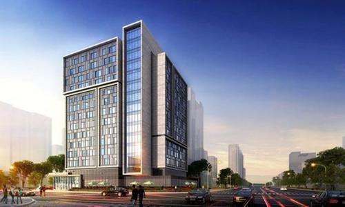 上海中建万怡酒店于1月9日盛大开业
