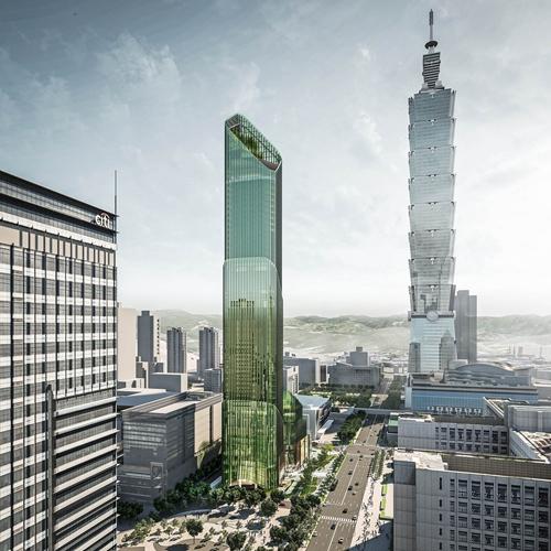台北新地标Taipei Sky Tower将开设凯悦双品牌酒店