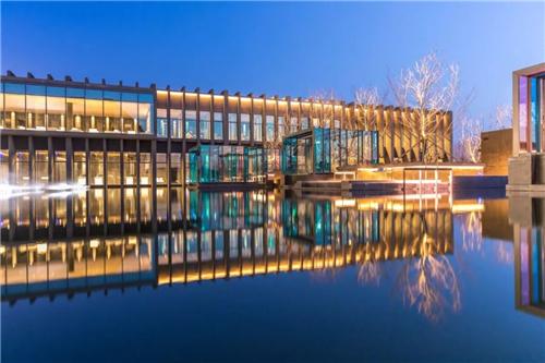 鄢陵建业花满地温泉酒店3月28日开业
