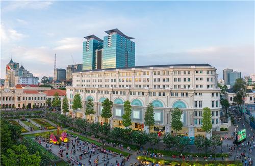 胡志明市文华东方酒店预计2020年开业