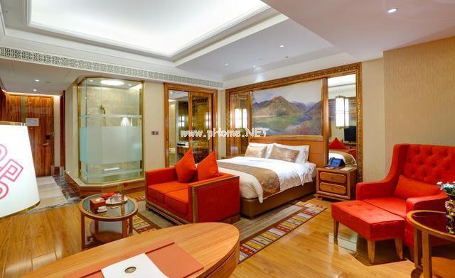 传民族特色,承世家经典,超五星酒店,启雅尙国际酒店正式开业