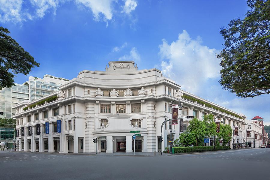 新加坡首都凯宾斯基酒店盛情揭幕
