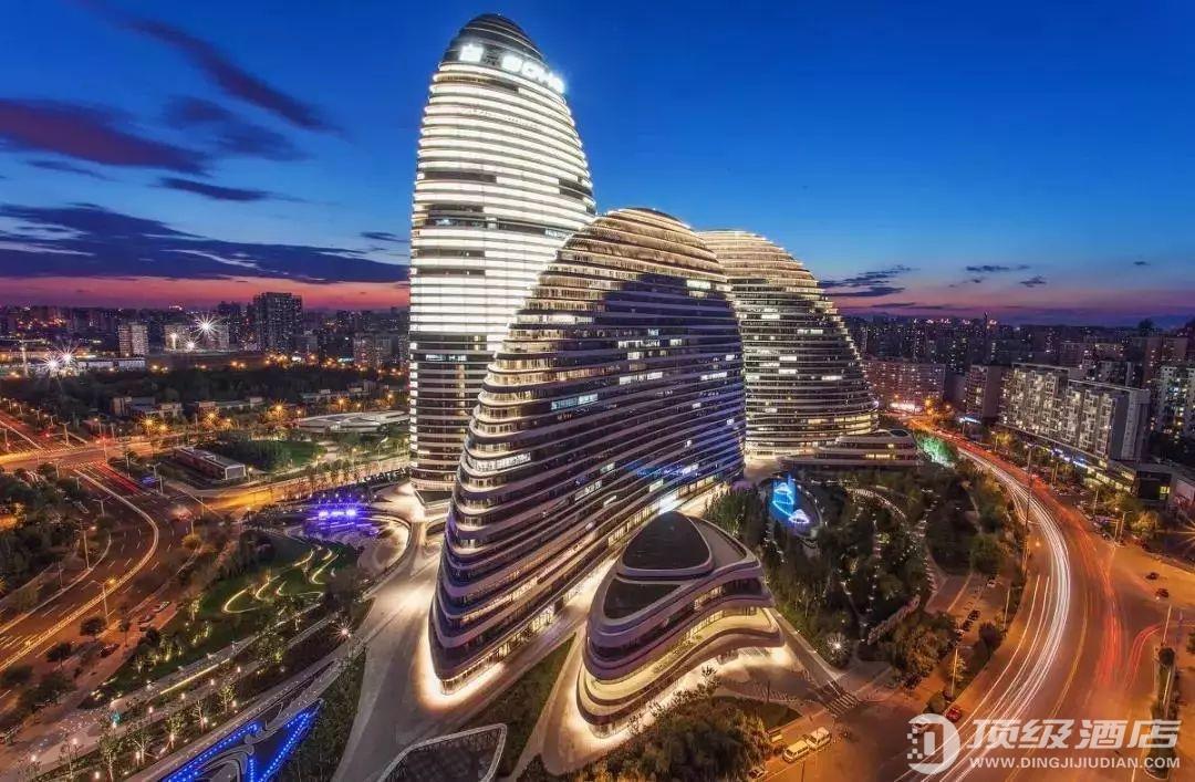 深圳第一家柏悦酒店开幕!看大师YABU如何打造城中谧境