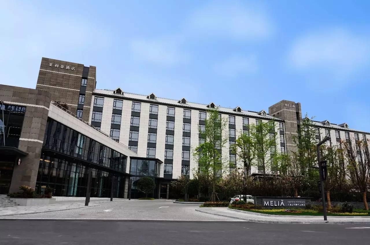 国家会展中心旁高端别墅酒店强势来袭,就等你来小憩一晚!