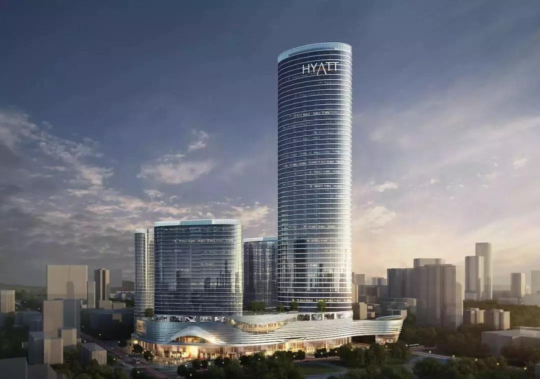 苏北新地标徐州苏宁凯悦酒店9月28日开业,为你打造266米云端奢居