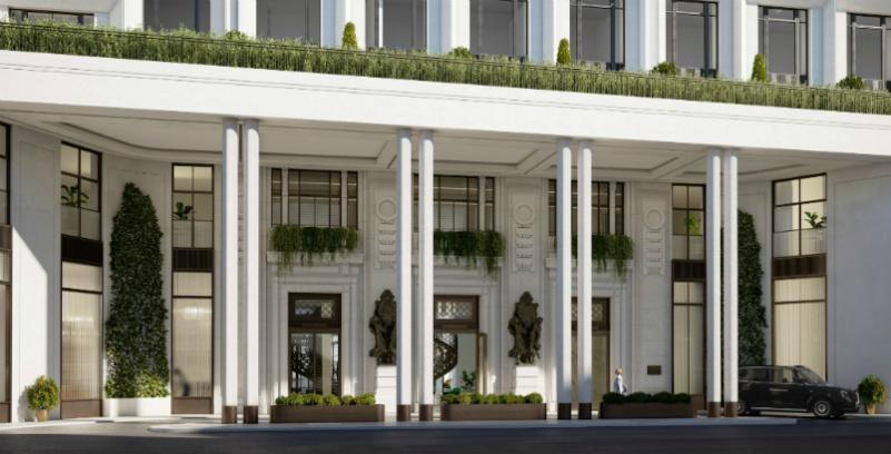 六善酒店进军伦敦,计划于2023年开幕