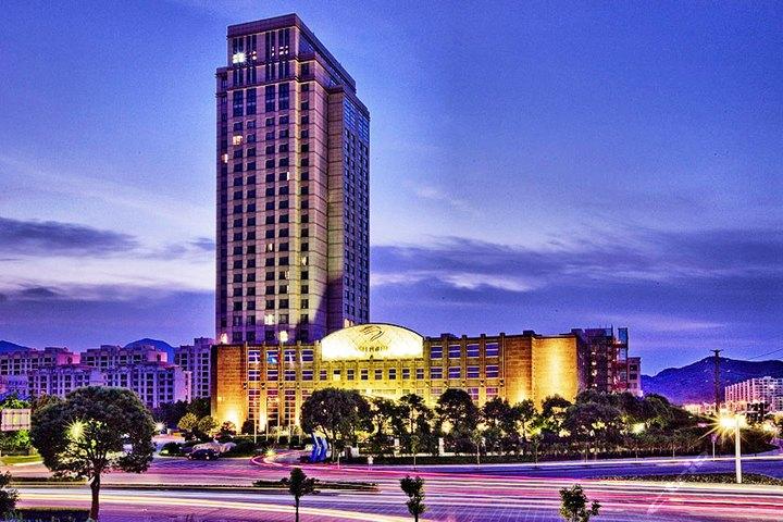 开发商破产 万州五星酒店项目3.17亿起拍