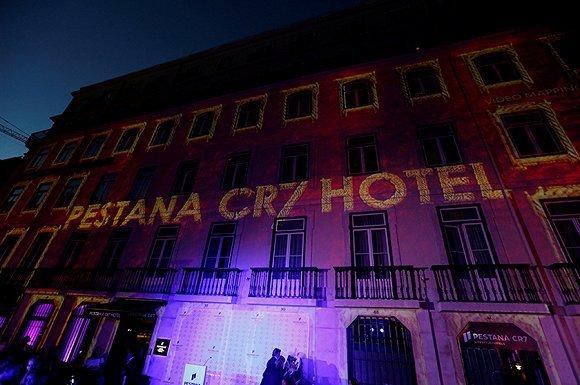 商界精英!C罗酒店马德里开业 下一站在纽约