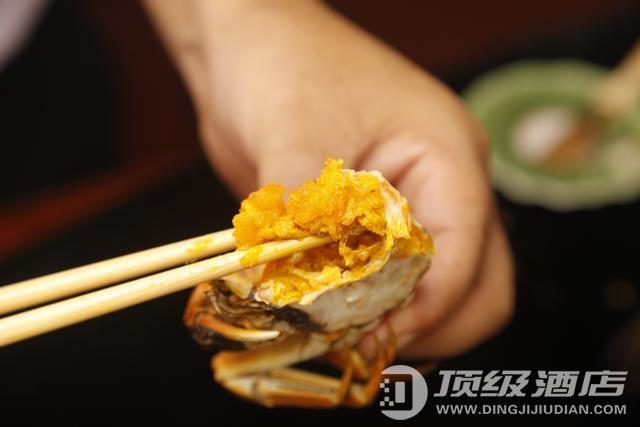 重庆江北希尔顿逸林酒店阳澄湖养蟹,美味限量1500份