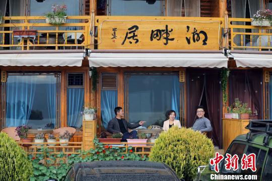 退役军人肖遥泸沽湖畔的客栈创业路
