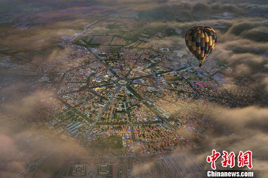 夏季平均气温18.2℃新疆特克斯获评最宜避暑城市