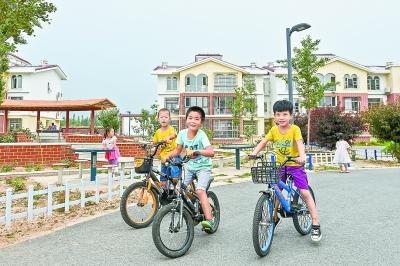 延庆白河堡:水库移民村的八年巨变