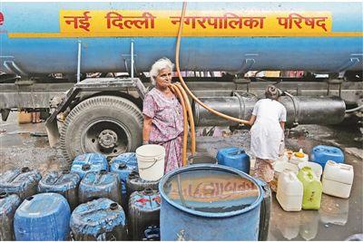 全球水资源紧缺形势日趋严峻