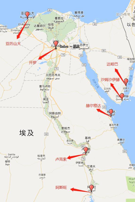 2020来埃及只看金字塔?太可惜!埃及旅游攻略(附行前全指南),埃及旅游攻略
