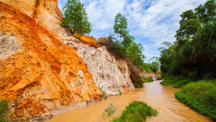 越南仙女溪之旅,快来get仙女溪拍照技能