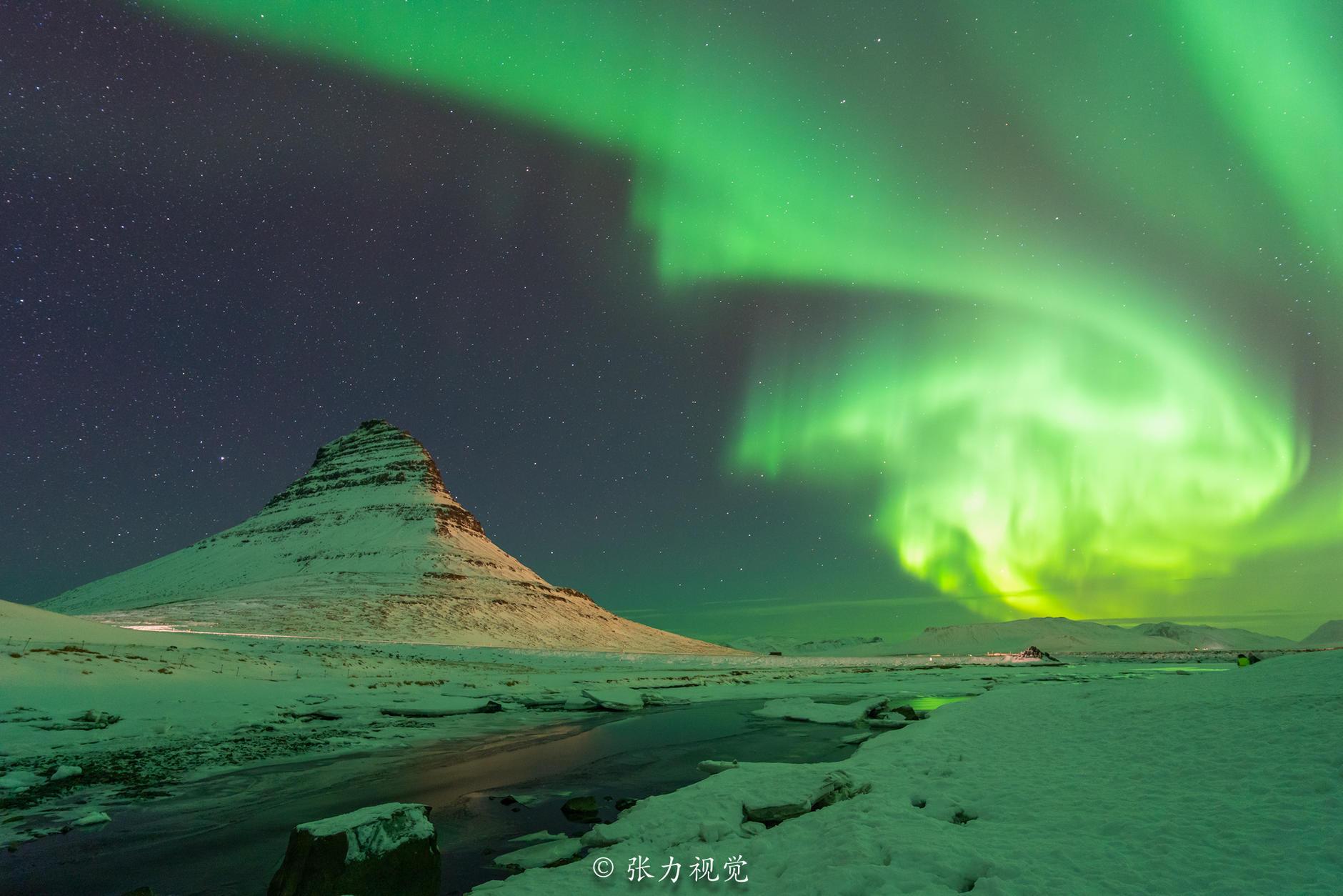 极光去哪里看?一起来冰岛邂逅浪漫极光吧