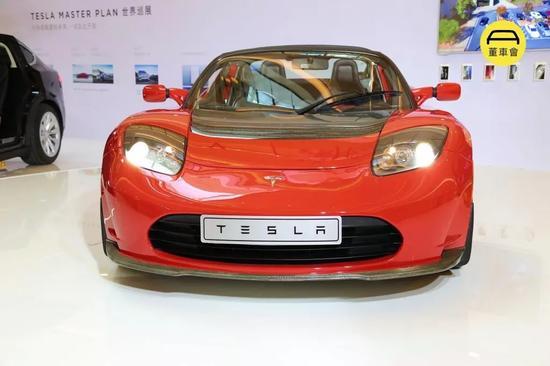 首登中国大陆的特斯拉 这款只有50辆
