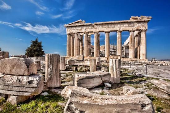 get这些 带你玩转浪漫希腊