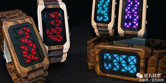 10款日本公司生产的烧脑手表,敢试一下能看懂吗?