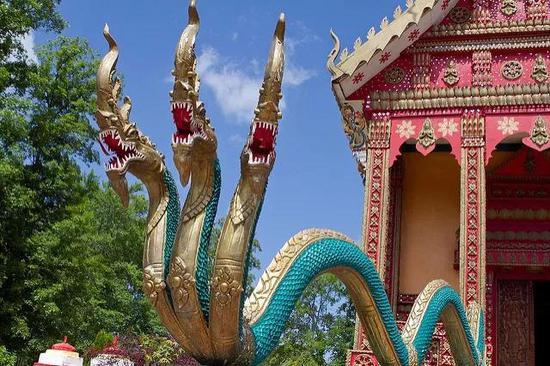 泼水节体验比泰国还赞的秘境 现在去好玩人还少