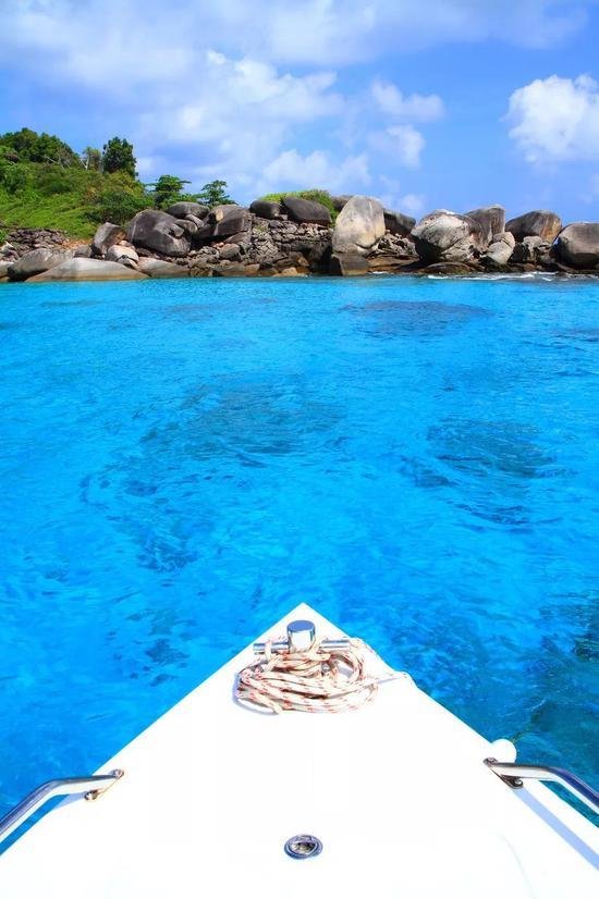 敢和马代叫板?泰国潜水胜地终于开岛