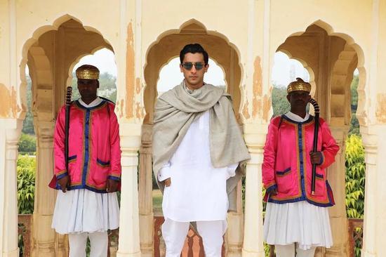 印度王子皇宫里开民宿 房租收益全部做公益